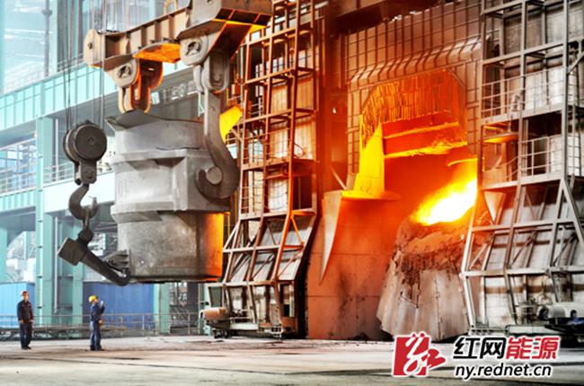 华菱湘钢成为全国节能典范