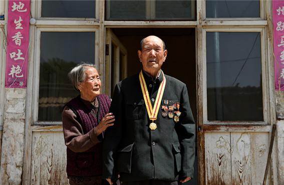 抗战爆发80周年 寻访战火中走来的老兵