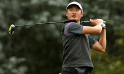 Chinese golfer impresses at British Open