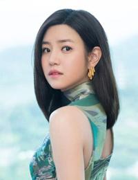 陈妍希撩发秀完美侧脸 优雅迷人少女感十足