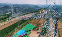SGHEPEC to Construct World Record UHVDC Project
