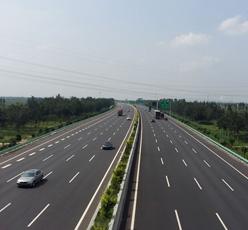 京港澳长沙城区段东辅道开建 全长2102米