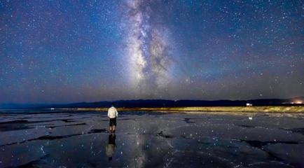 留一夜在茶卡 只为看高原最美丽的星空