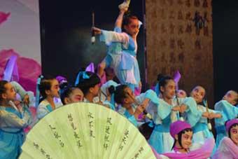 """永州举行庆祝教师节""""尊师重教关爱学子""""文艺晚会"""