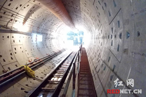 """中建""""质造""""地铁管片为长沙建设提速"""