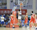 中•欧国际篮球对抗赛