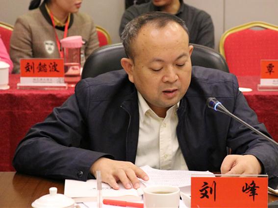 """刘峰:以四大机制创新推进""""美丽湖南""""建设"""