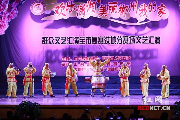 """""""欢乐潇湘""""在郴州:全民欢乐大舞台"""