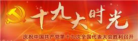 庆祝中国共产党第十九次全国代表大会胜利召开