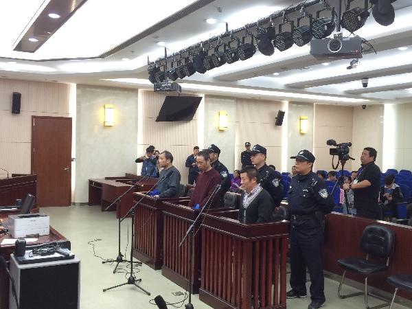 苏州太湖跨省倾倒垃圾案一审宣判 三名被告人判刑罚金