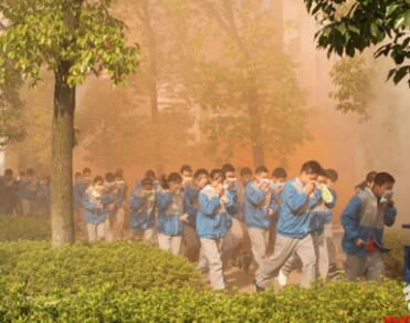 湖南省第17个防空警报试鸣日活动在全省范围内展开