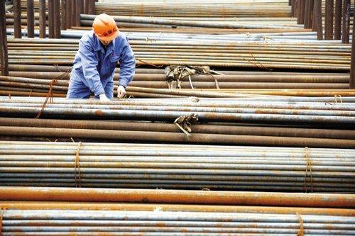 国内钢价先扬后抑 进口铁矿石价格小幅波动
