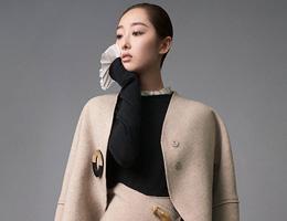 蒋梦婕最新封面大片曝光 多重风格演绎质感人生