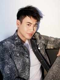 演员刘凯最新写真尽显型男范儿
