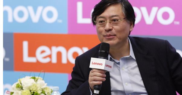 联想集团董事长杨元庆:拥抱人工智能 传统焕发新生
