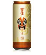 雪花啤酒-脸谱系列