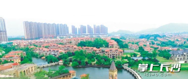龙湖、中粮、绿城、时代地产、碧桂园等重点房产企业纷纷在此布局。