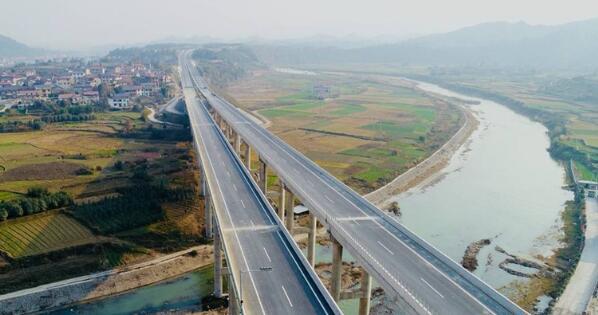 张桑高速预计31日通车 桑植高速直达长沙