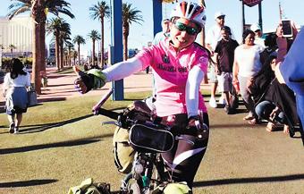 26岁湘妹子10个月骑行27国