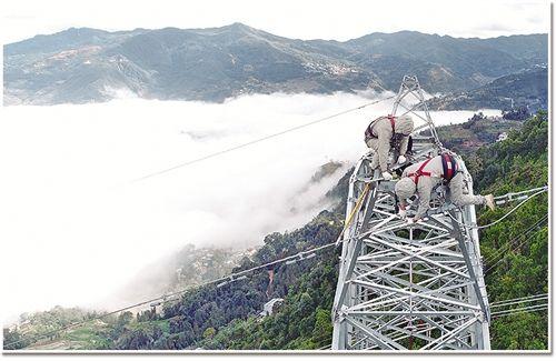 南方电网西电东送年度电量首破2000亿千瓦时