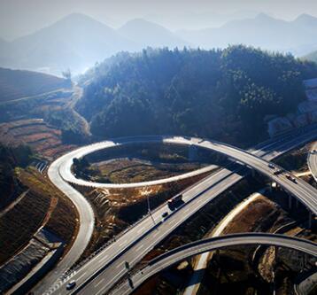 武靖高速建成通车