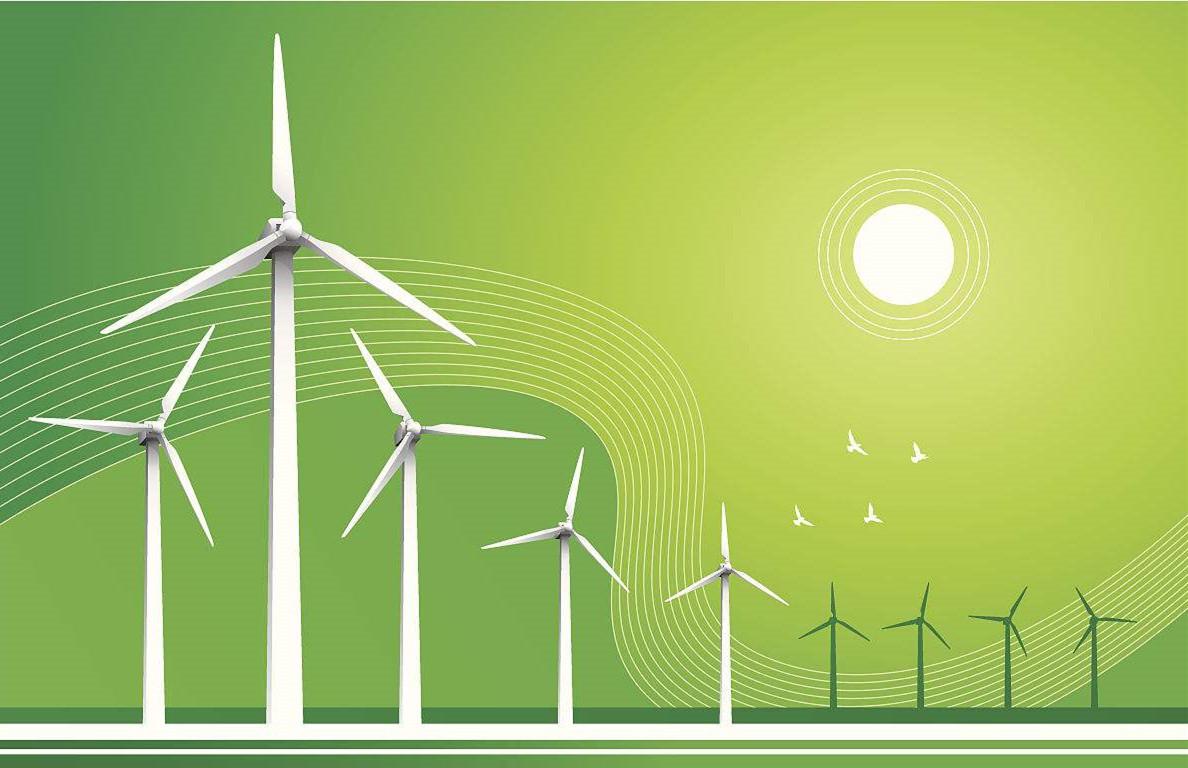 绿色电力照亮绿色发展