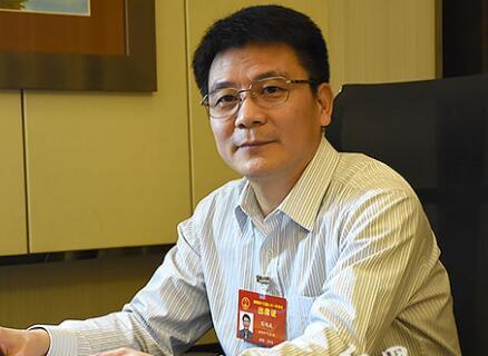 代表彭鸽威:发挥龙头优势 打造湖南石化产业集群