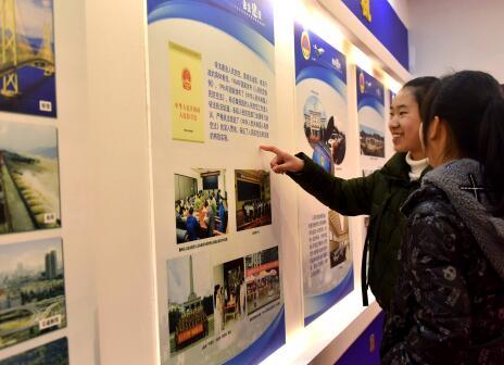 湖南桂东县:人防宣教展厅开展