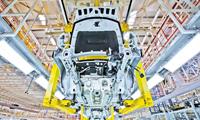 机器人远比产业工人多 每89秒可下线一辆新车