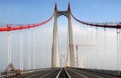 杭瑞洞庭大桥通车 杭瑞高速全线贯通