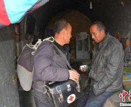 乡村医生张瑞廷:病人家里过大年