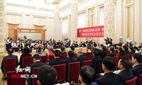 开放日中外媒体记者说湖南:发展迅速 越来越好