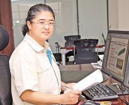 我国高铁装备业唯一的女总工程师梁建英