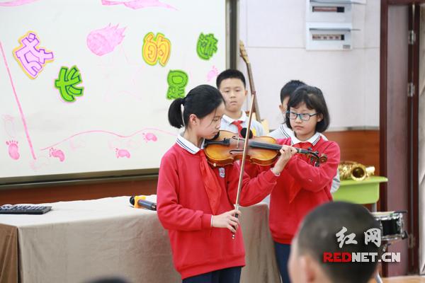 培养豪迈自信的中国娃 长沙芙蓉区匠心打造少