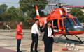 """永州开通空中救援通道 紧急治疗可搭乘""""120直升机""""快速就诊"""