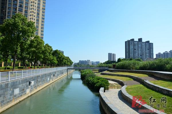 陈红文:常德海绵城市建设感悟