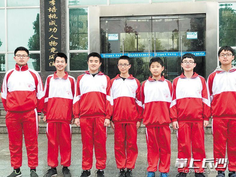 被西安交大录取的7名初中生全部来自长沙金海中学.
