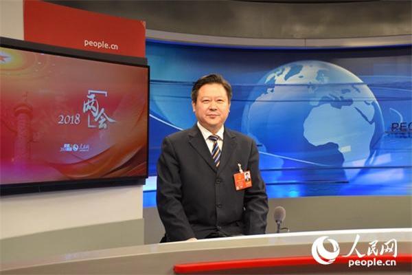 全国人大代表刘志仁:向南开放看郴州