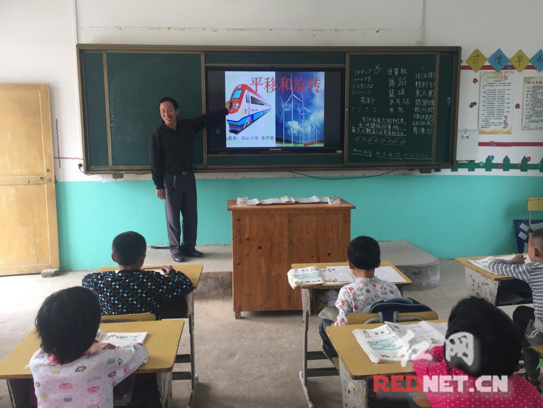 宁远县跑出教育信息化加速度