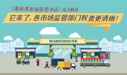 【图解】《湖南省市场监管办法》亮点解读
