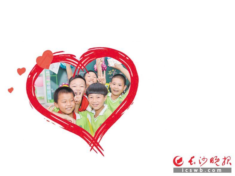 """天心区新路小学的孩子们庆祝""""六一""""国际儿童节."""