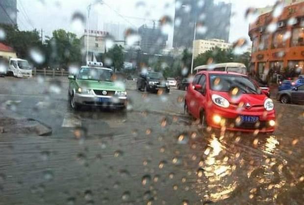湖南省已应对6轮强降雨 湘中以南将迎新一轮降雨
