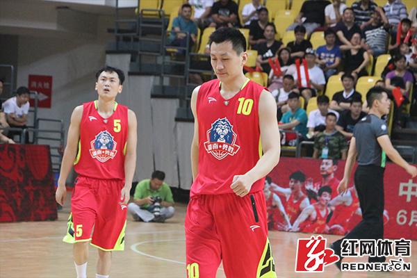 出征2018赛季NBL联赛 湖南勇胜要冲击总冠军