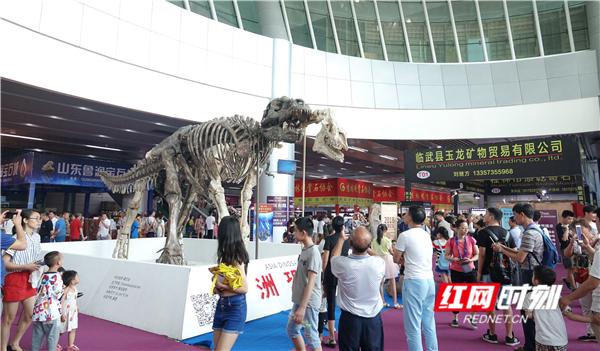 第六届矿博会落幕 观展游客约32万人 签约47亿