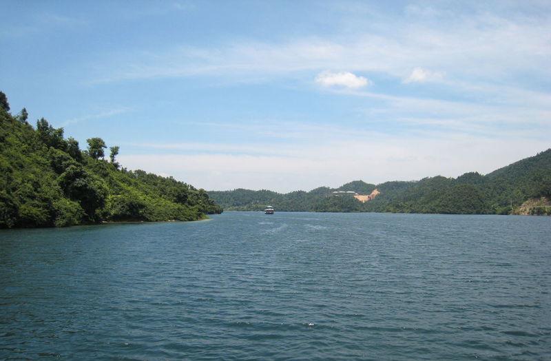 酒埠江国家地质公园