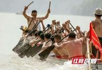 衡东:乡村龙舟邀请赛追求健康新时尚