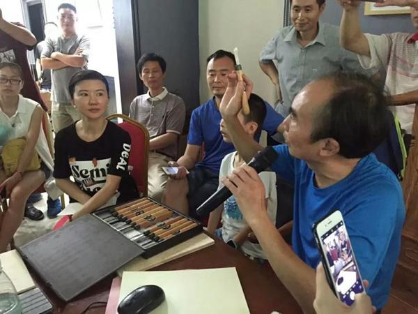 郴州市美术、书法、摄影中青年重点公益培训班圆满结束