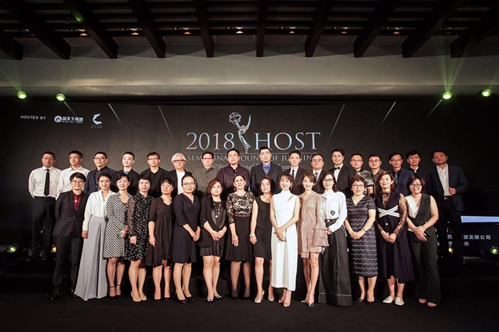 马苏评委身份亮相第46届国际艾美奖半决赛