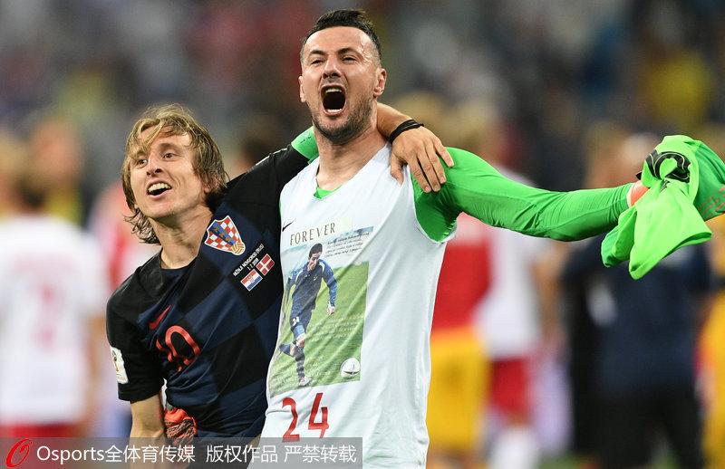 哪个戳中你的泪点?俄罗斯世界杯十大感人瞬间