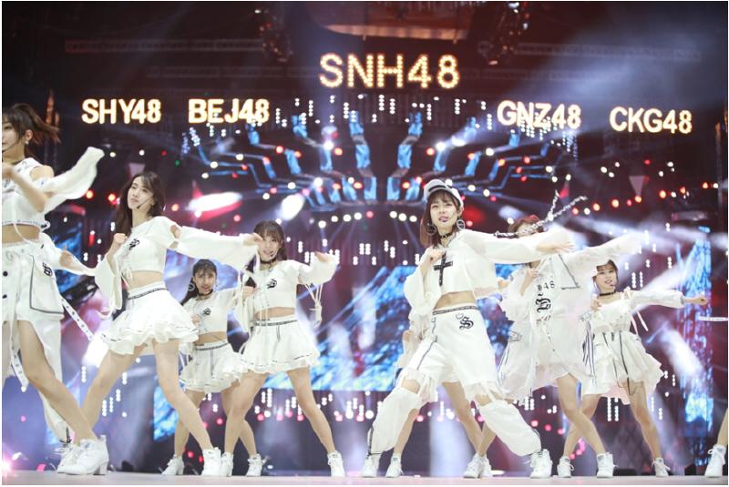 李宇春将现身SNH48 GROUP年度总决选 共襄偶像盛宴
